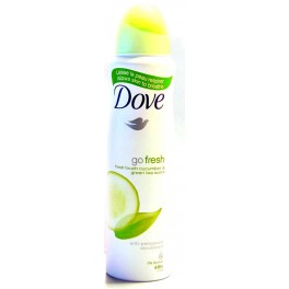 DOVE DEODORANT GO FRESH CUCUMBER 150 ML