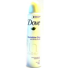 DOVE DEODORANT INVISIBLE DRY 150 ML