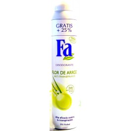 FA DEO SPRAY FLOR DE ARROZ 250 ML