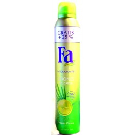 FA DEO SPRAY CARRIBEAN LEMON 250 ML