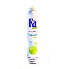 FA DEO SPRAY YOGHURT ALOE VERA 200 ML
