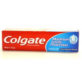 COLGATE DENTIFRICE 100 ML - REGULAR