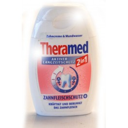 THERAMED TANDPASTA 2 IN 1 ORIGINAL 75 ML