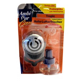AMBI PUR CAR STARTER TROPIC 8 ML