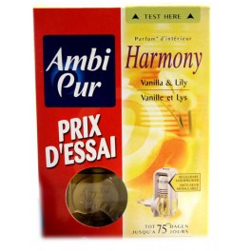AMBI PUR ELECTRISCHE ONTGEURDER HARMONY + GRATIS HOUDER