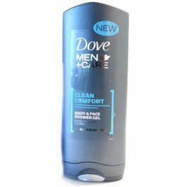DOVE DOUCHE MEN + CARE CLEAN COMFORT 400 ML