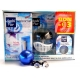 AMBI PUR DOOS WELKOM+FLUSH+2IN1FRESH BLUE SHELL