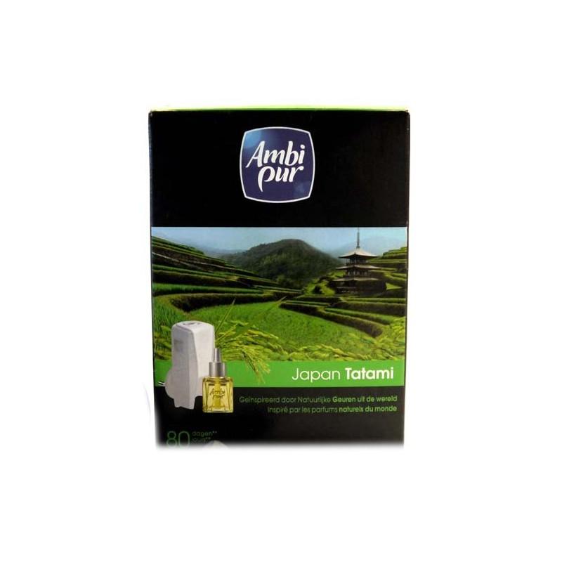 AMBI PUR DESODORISANT ELECTRIQUE 18 ML JAPAN TATAMI