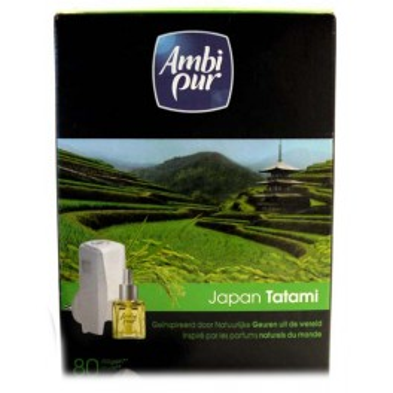 AMBI PUR ELECTRISCHE LUCHTVERFRISSER 18 ML JAPAN TATAMI