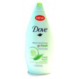 DOVE DOUCHE GO FRESH TOUCH 500 ML