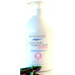 BYPHASSE LAIT DE BEBE 500 ML