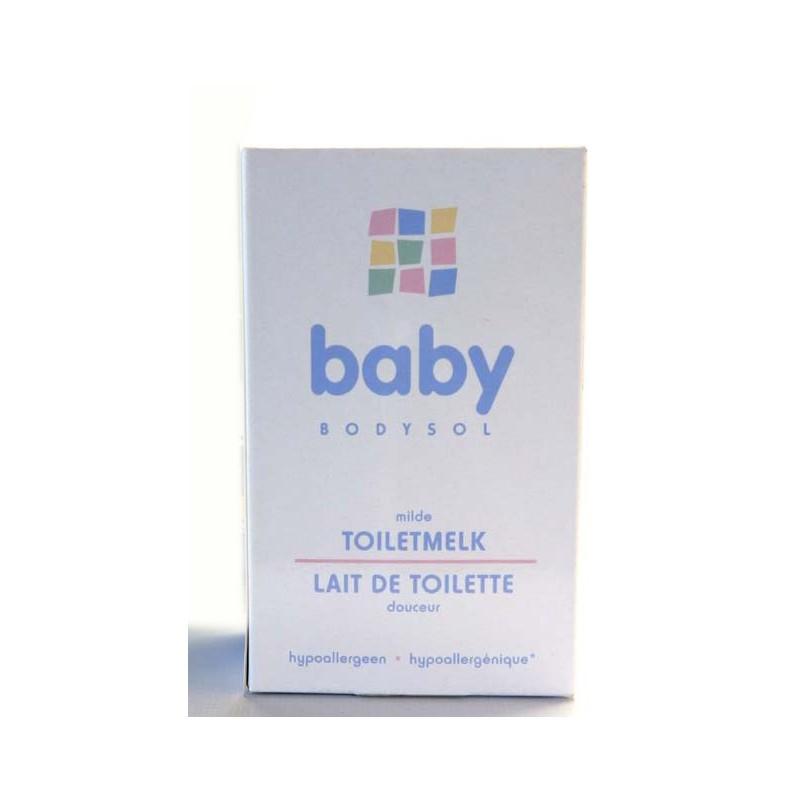 BABY BODYSOL LAIT DE TOILETTE 200 ML