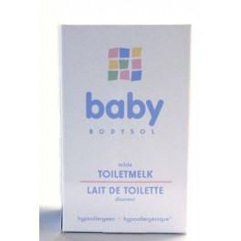 BABY BODYSOL TOILETMELK 200 ML